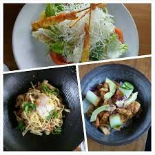different types of cuisines in the different types of dishes picture of the halia at singapore