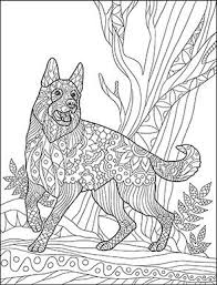 99 ideas dog coloring pages adults emergingartspdx