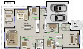 simple four bedroom house plans 20 simple 4 bedroom house plans ideas house plans 22917