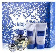 moschino toujours glamour gift set 50ml edt 50ml bath u0026 shower