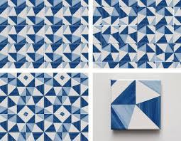 gio ponti the gio ponti miniature tile collection magnet metrocs