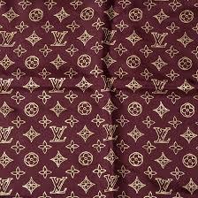 Monogram Charms Louis Vuitton Silk Monogram Charms Scarf 100814