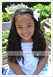 photo african american flower hairstyles kids braided