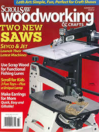 scroll saw woodworking u0026 crafts magazines the gmc group