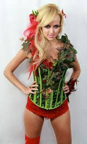 Poison Ivy Halloween Costume 23 Places Visit Images Cosplay Ideas