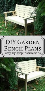 Best 25 Deck Furniture Ideas On Pinterest Diy Garden Furniture - how to make a japanese garden bench home outdoor decoration
