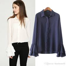 shirts and blouses 2018 shirts blouses was thin clothing speaker