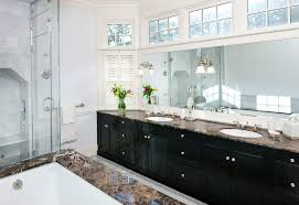 Over Mirror Bathroom Lights by Glorious Bathroom Lighting Above Mirror Bathroom Contemporary With
