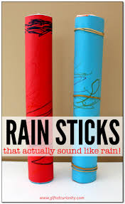 diy rain stick craft that actually sounds like rain rain stick