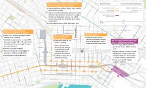 Seattle Subway Map by One Center City Options Narrow