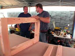 how to build a table base how to build a dinner table how tos diy