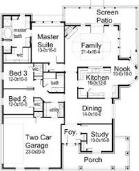 Home Interior Design Plans With 4 Bedrooms 2 Bathrooms And A Den You Couldn U0027t Ask For Much