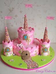 bolo castelo princesa bolos pinterest castles cake and