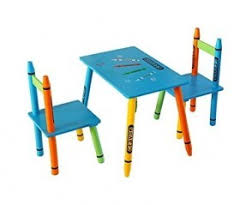 childrens table and chair sets wooden hollywood thing