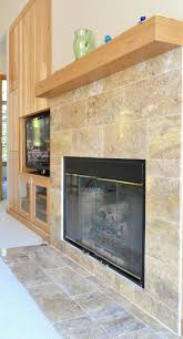 fireplace romantic fireplace tile surround designs for living