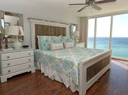 Distressed White Bedroom Beach Furniture New Clean Fab Chic 30a Style In Pcb Inc Vrbo