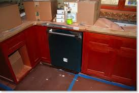 Red Mahogany Kitchen Cabinets Craftsman Home Remodeling Blog