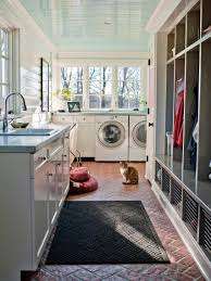 laundry room chic mudroom laundry room i had deliberate on small