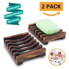Kitchen Sink Scrubber Holder by Home Bathroom Wooden Soap Case Holder Sink Deck Bathtub Shower