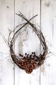 twig wreath best 25 twig wreath ideas on stick wreath twig