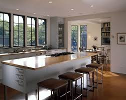 modern kitchen without cabinets 10 kitchens without cabinets kitchn