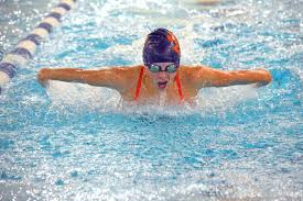 Girls 39 swimming ehs wins southern illinois meet the