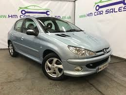peugeot 2 door sports car used peugeot 206 sport for sale motors co uk