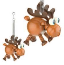 bouncing moose lawn ornament regal gift 05403 ebay