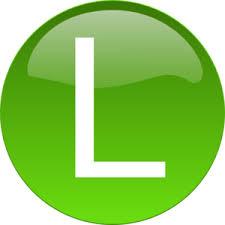 green l clip art at clker com vector clip art online royalty