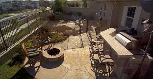 Backyard Concrete Ideas Five Budget Friendly Stamped Concrete Ideas The Concrete Network