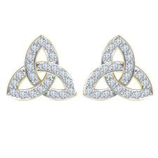 design of earrings buy vorra fashion new design 14k gold 925 silver wonderful