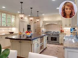 celebrity kitchens celebrity homes inside celebrity houses