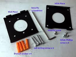amazon com fire hd 8 security anti theft kit for kiosk pos