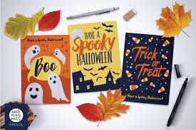 printable greeting cards halloween divascuisine com