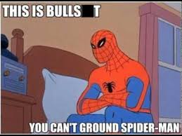 Spierman Meme - spectacular spider memes as read by josh keaton vol 1 not for
