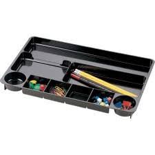 desk drawer organizer tray desk drawer organizers rapid supplies desk organizers