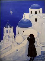 chambre d hote grece chambre d hote grece intelligemment santorin peinture jean chazot