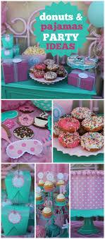 donuts pajamas birthday s 40th donuts pj s bash