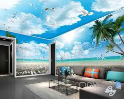 3d beach decking pegion entire room wallpaper wall murals art 3d beach decking pegion entire room wallpaper wall murals art prints idcqw 000123