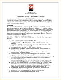 resume summary for administrative assistant resume sample of administrative assistant samples for administrative assistant jobs resume summary of qualifications administrative assistant updated morning star coffee