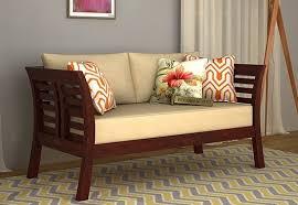 Wooden Sofa Set Simple Designs