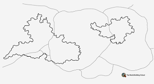 World Map Generator by Adding Tectonic Plates To Your World Map World Building