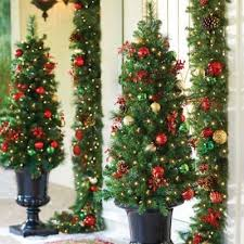 25 unique pre decorated trees ideas on