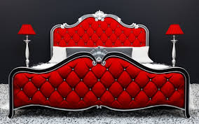 luxury bed design wallpaper hd free download of red bed