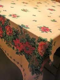 Oval Vinyl Tablecloth Oval Christmas Tablecloths Gallery Of Table