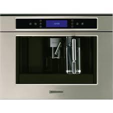 machine a glacon encastrable cuisine machine à espresso encastrable avec fonction cappuccino kscx 3625