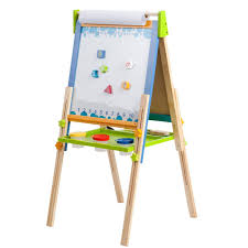 amazon com ecr4kids 3 in 1 premium standing art easel with