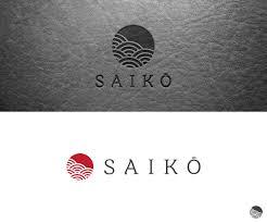 logo design by agd for logo for japanese restaurant bar design