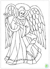 coloring page angel visits joseph coloring page angel suzannecowles com