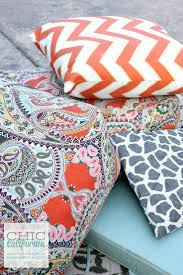 Home Decorators Outdoor Cushions by Best 20 Cleaning Outdoor Cushions Ideas On Pinterest Patio